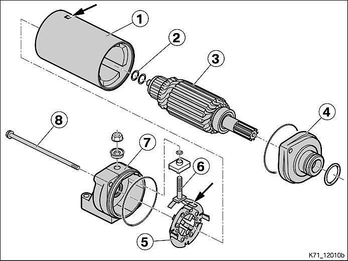 Bmw f800gs problemi con il motorino di avviamento vita for Serratura bloccata chiave non gira