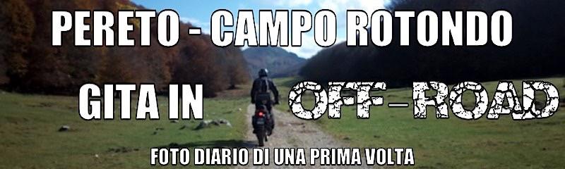 Gita a Pereto – Campo Rotondo in OFF