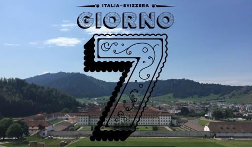 ITALIA-SVIZZERA: GIORNO 07 – Abbazia e Zurigo