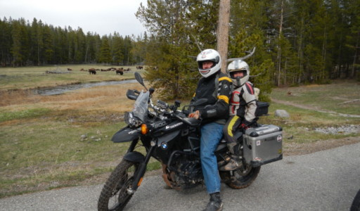 Bambini e Moto